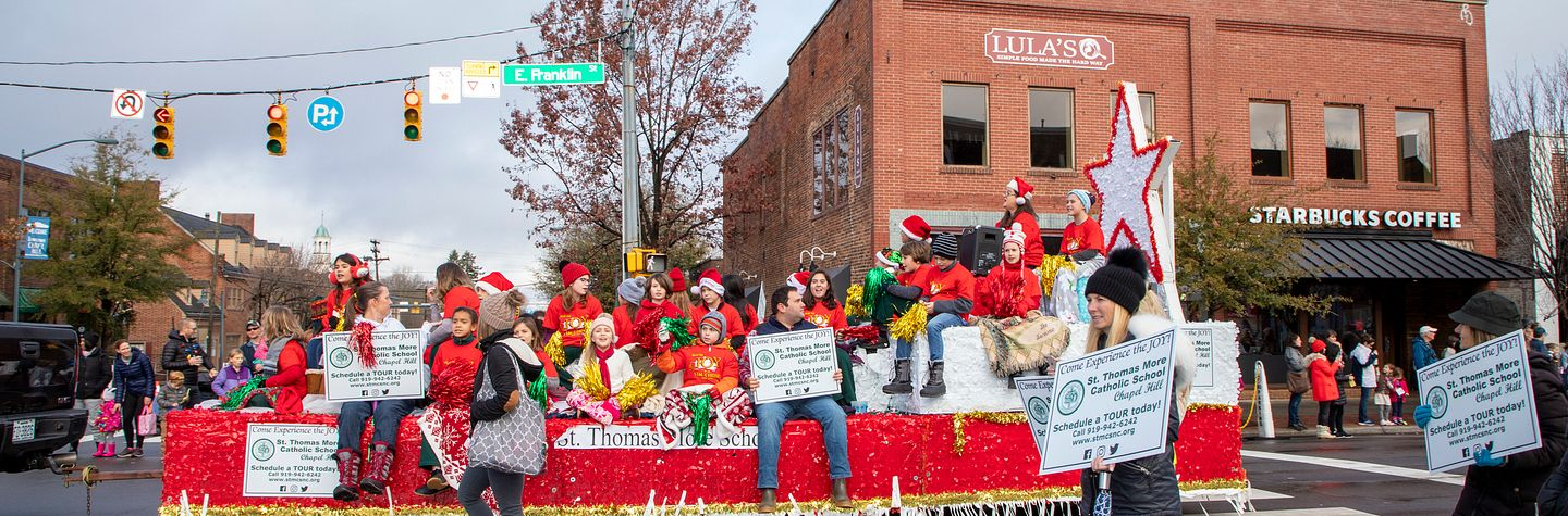 Where To Park Your Car For Chapel Hill Christmas Parade 2020 Chapel Hill Carrboro Holiday Parade – CANCELED | Chapel Hill
