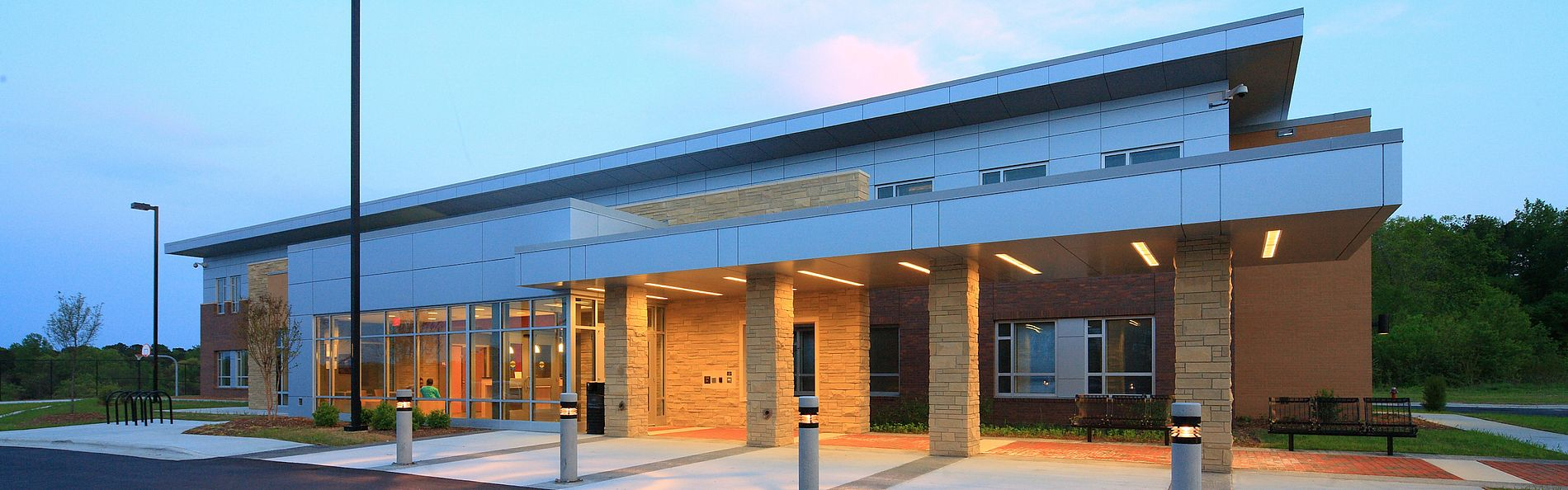 Crisis assessment unit and substance abuse treatment facility in wakebrook
