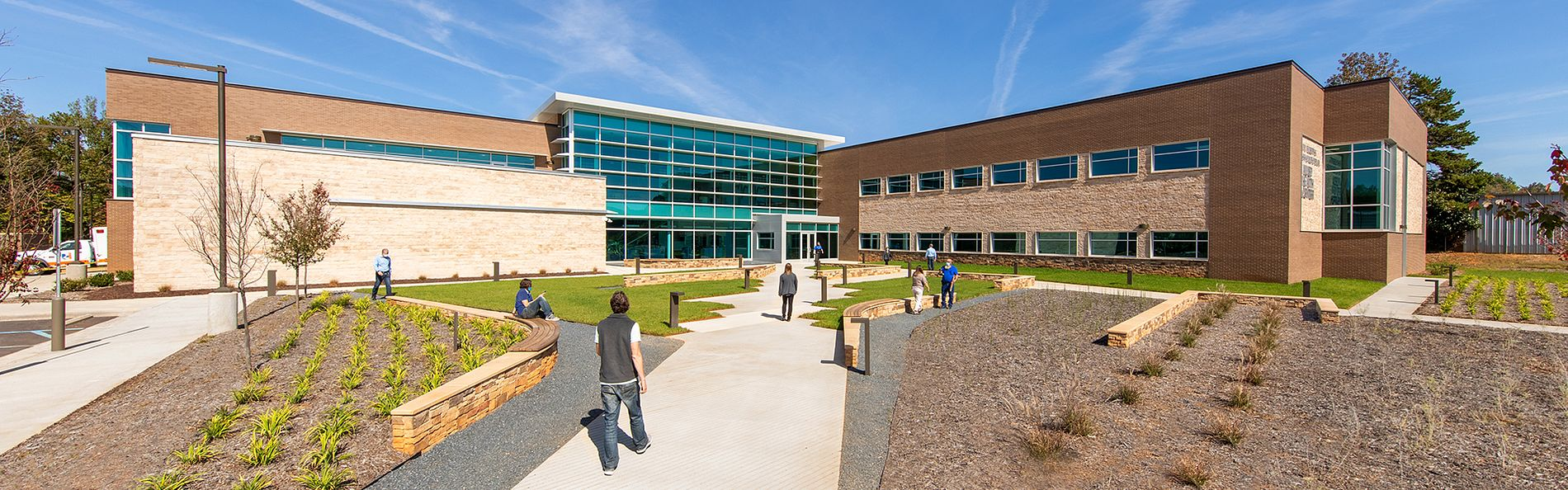 Randolph Community College Allied Health Building