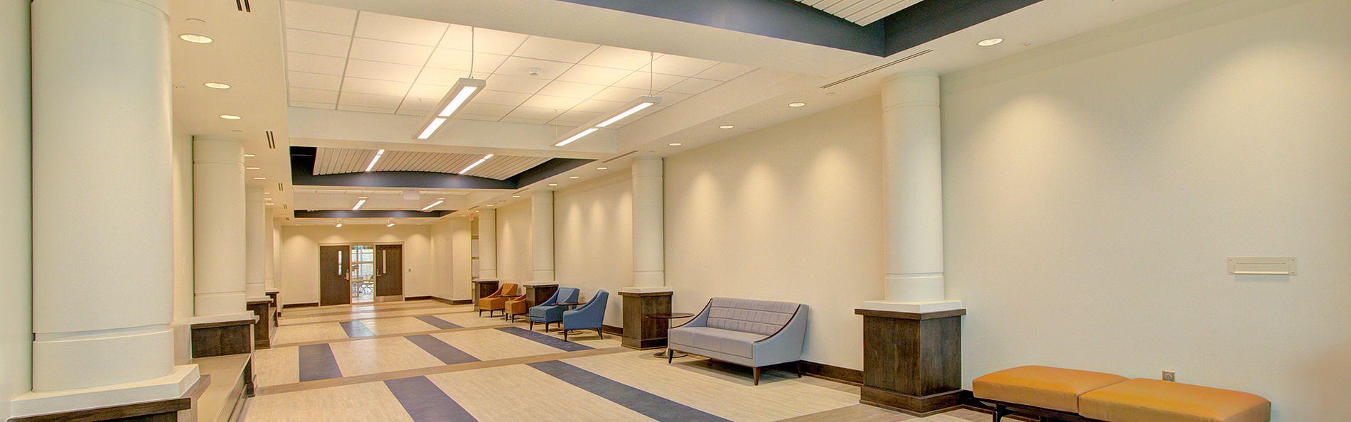 South Piedmont Community College Multi-Purpose Stem Building