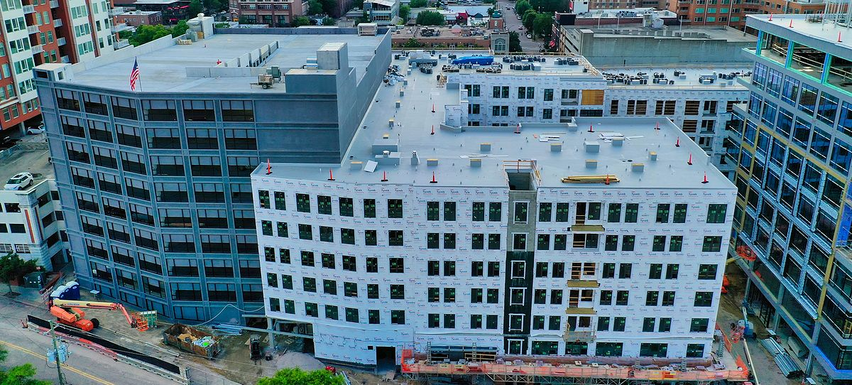 The Line Downtown Raleigh Apartments   Clancy & Theys ...