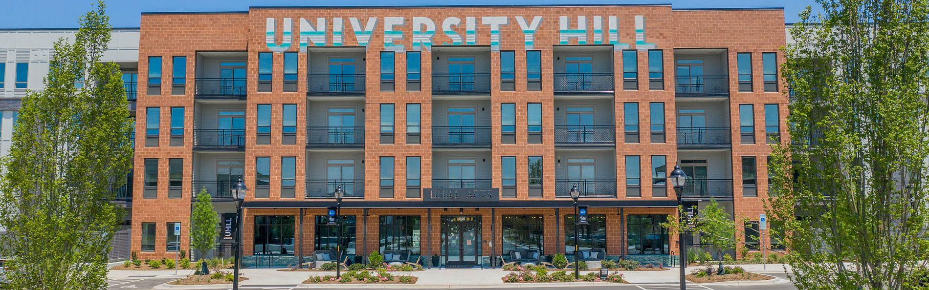University Hill Exterior