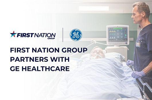 GE Healthcare News + Events Creative Tile