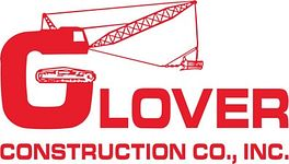 Glover Construction Company Logo