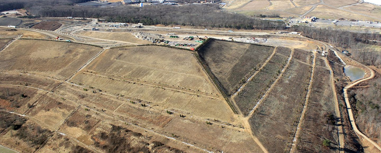 Fairfax County VA Landfill