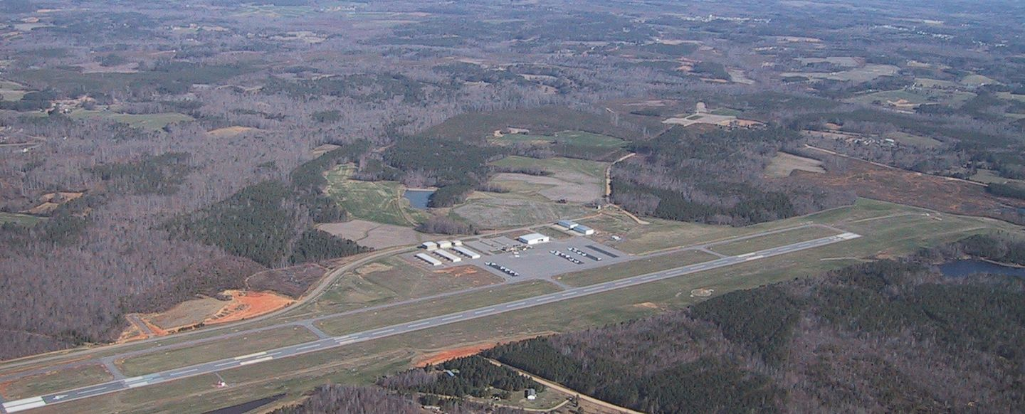 Franklin County Airport Aerial #4