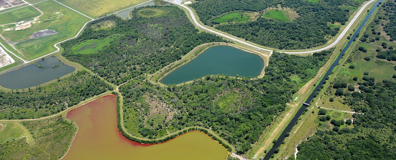 Dona Bay Watershed 1507130330
