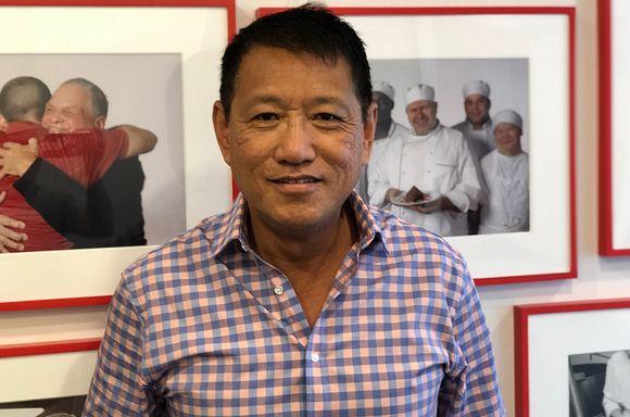 Richard Fung, volunteer