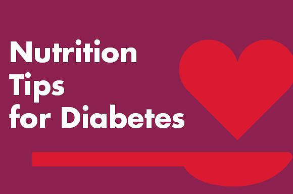 Nutrition Tips for Diabetes