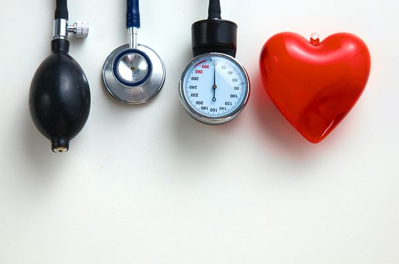 Heart Pressure measurement instruments and a balloon heart