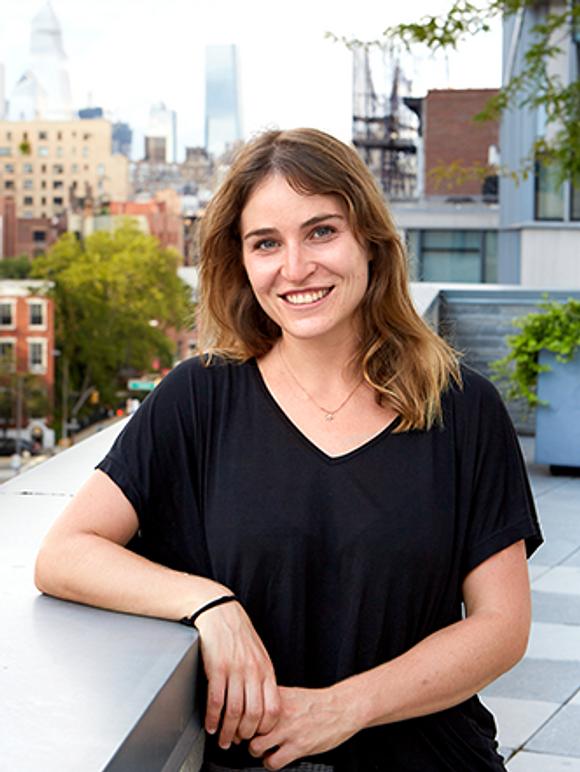 Headshot of Natasha Bunzl, Communications Associate