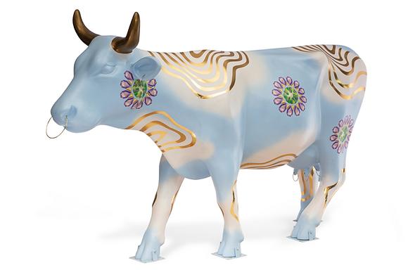Cynthia Erivo cow Adorned and Adored