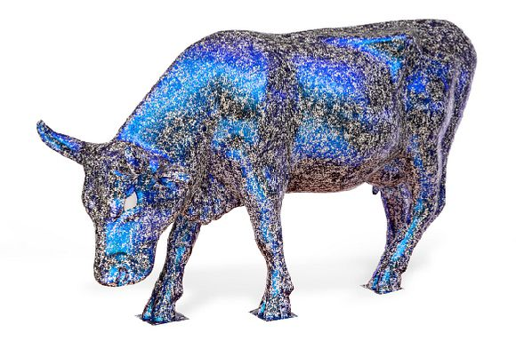 Yannick Lowery_Taurus Moon Cow_580x384