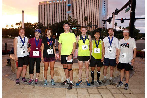 Geoff Banks at AAPS 5K Run