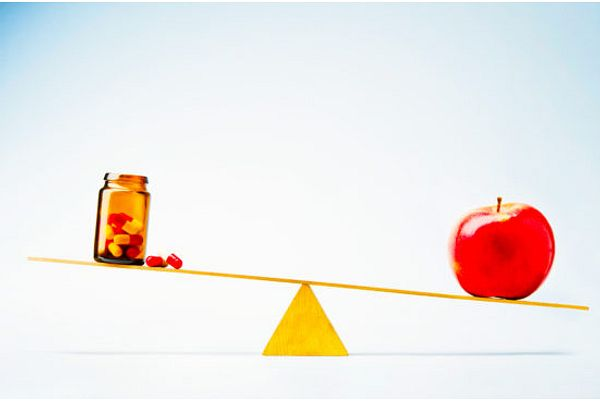 Food Effect Balance beam