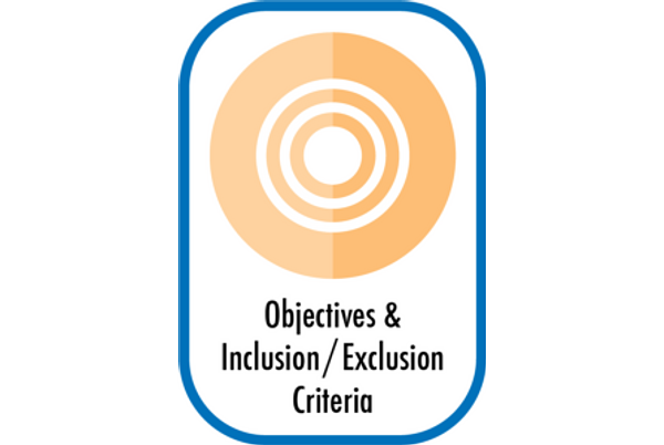 Objectives & Inclusion / Exclusion Criteria