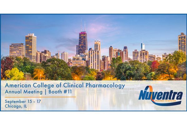Join Nuventra at ACCP 2019
