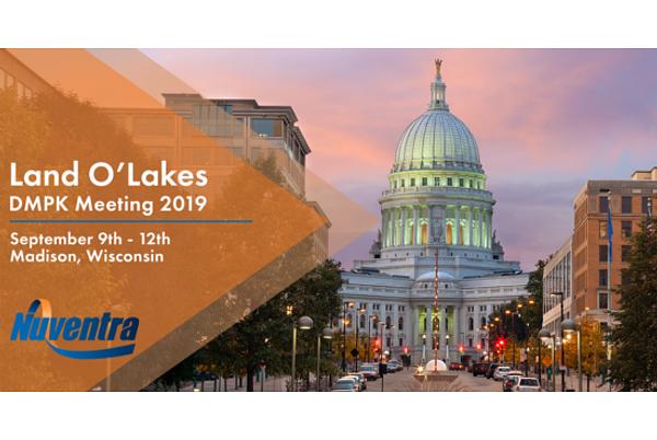 Join Nuventra at Land O' Lakes 2019