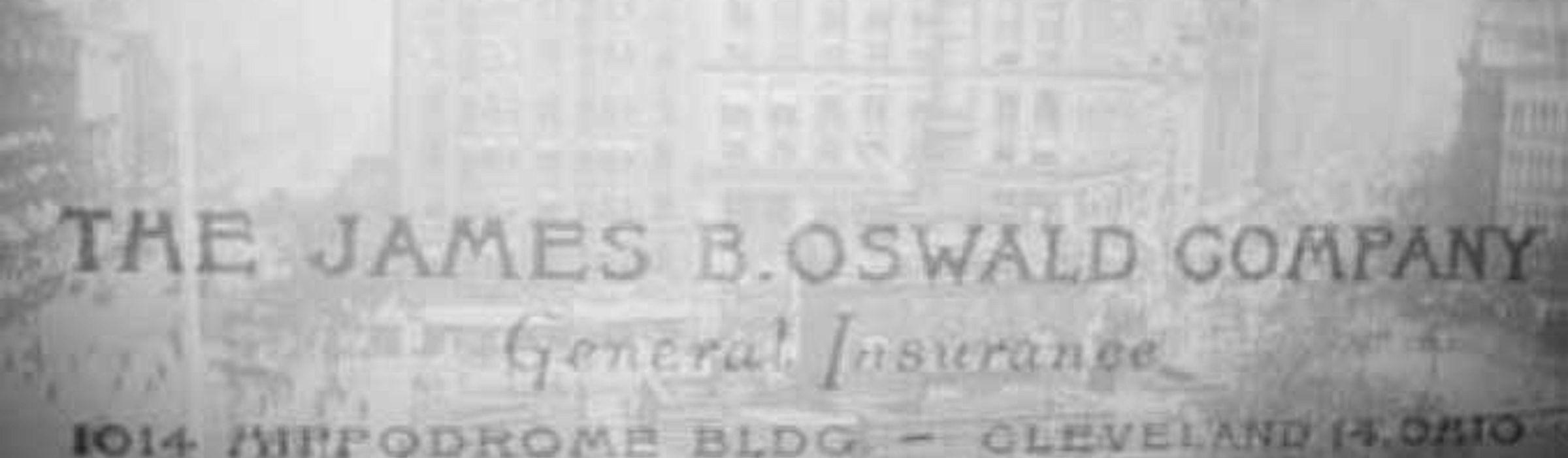 James B Oswald Historical logo