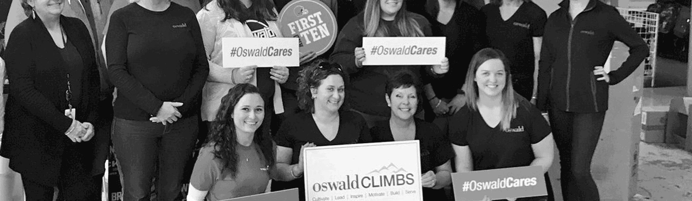 Oswald Climbs