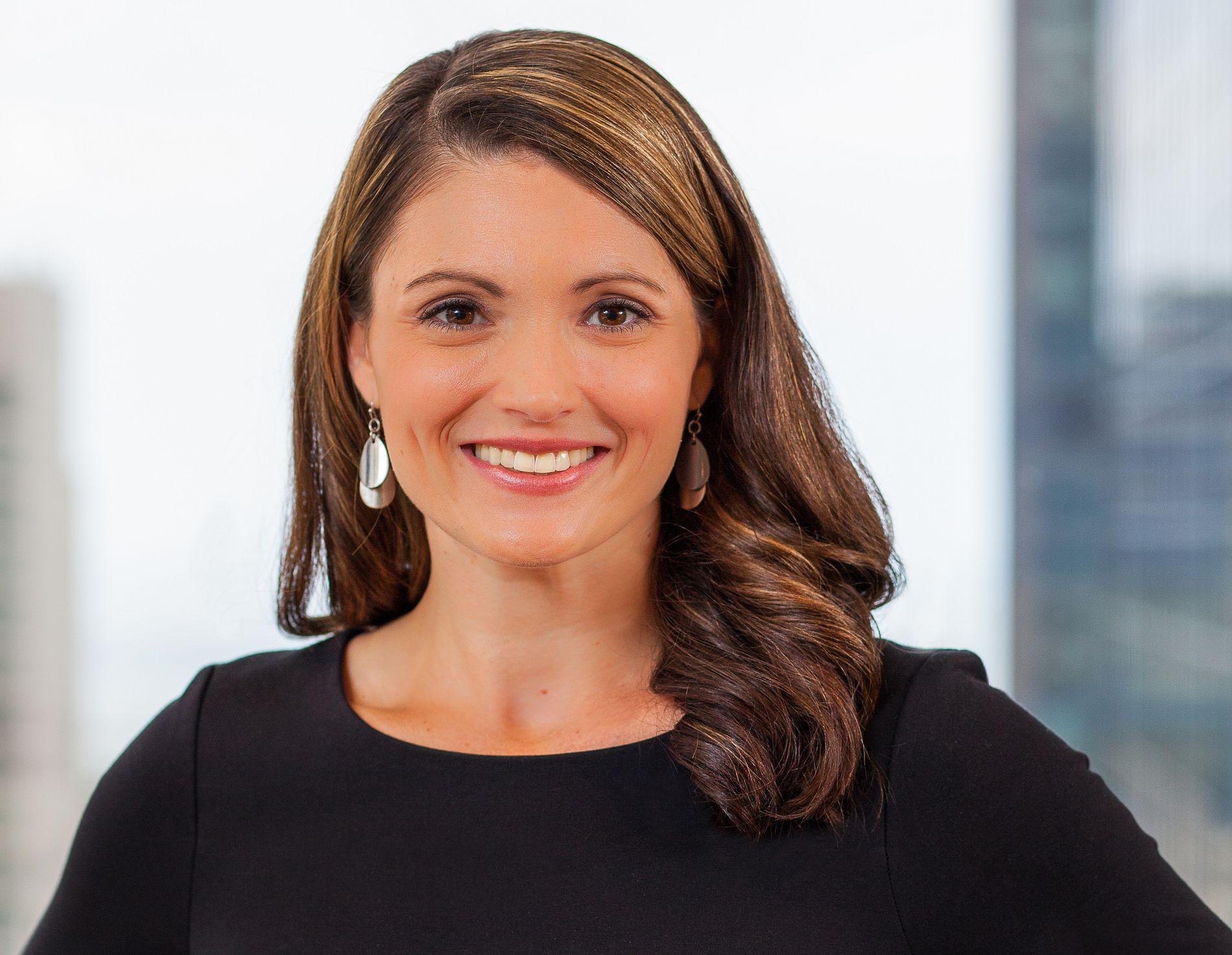 Christina Schmitz Oswald Companies VP of Marketing