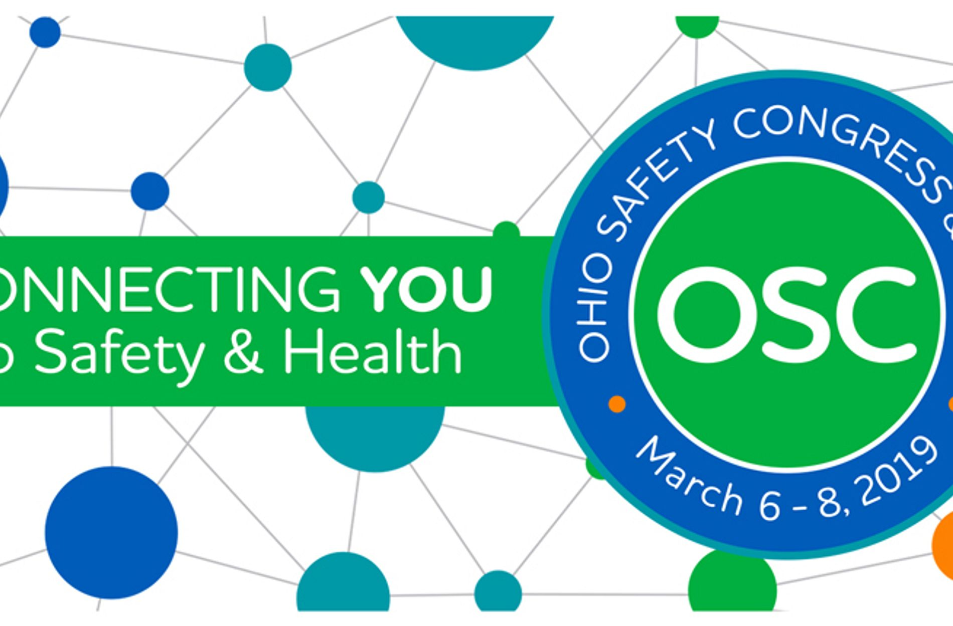 Oswald to Attend the Ohio Safety Congress & Expo March 6-8 in Columbus