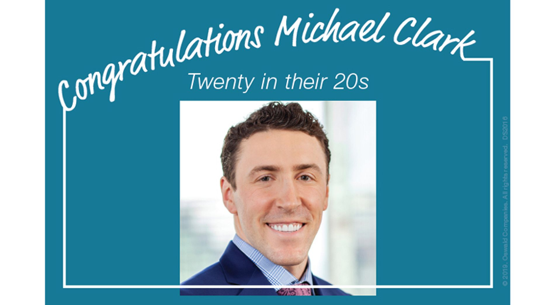 Michael Clark Oswald Cleveland Adviser, Twenty in their 20's