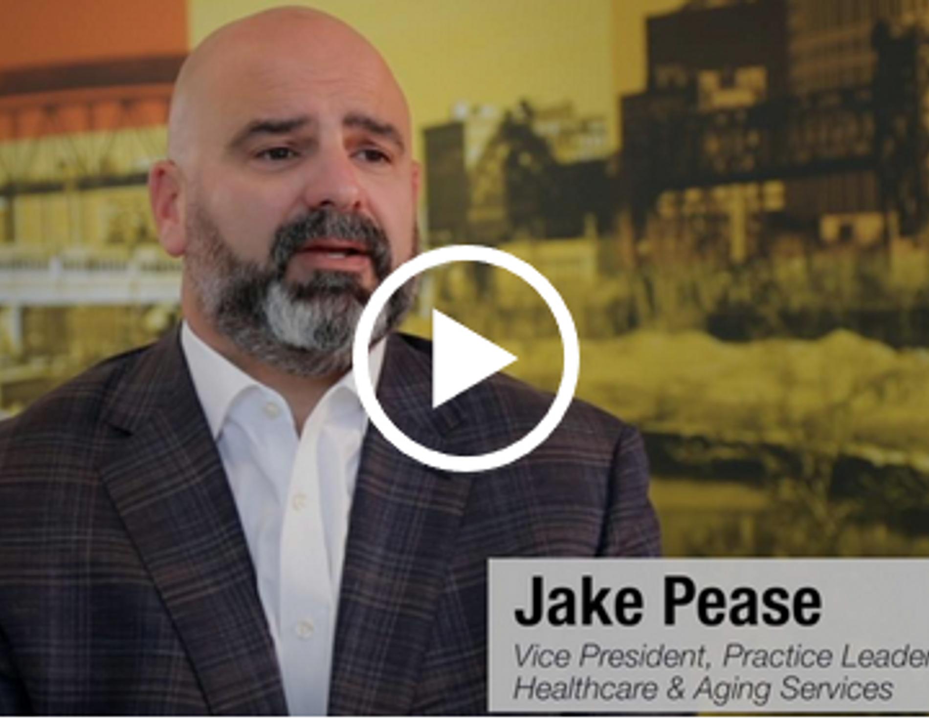 Jake Pease Healthcare Video