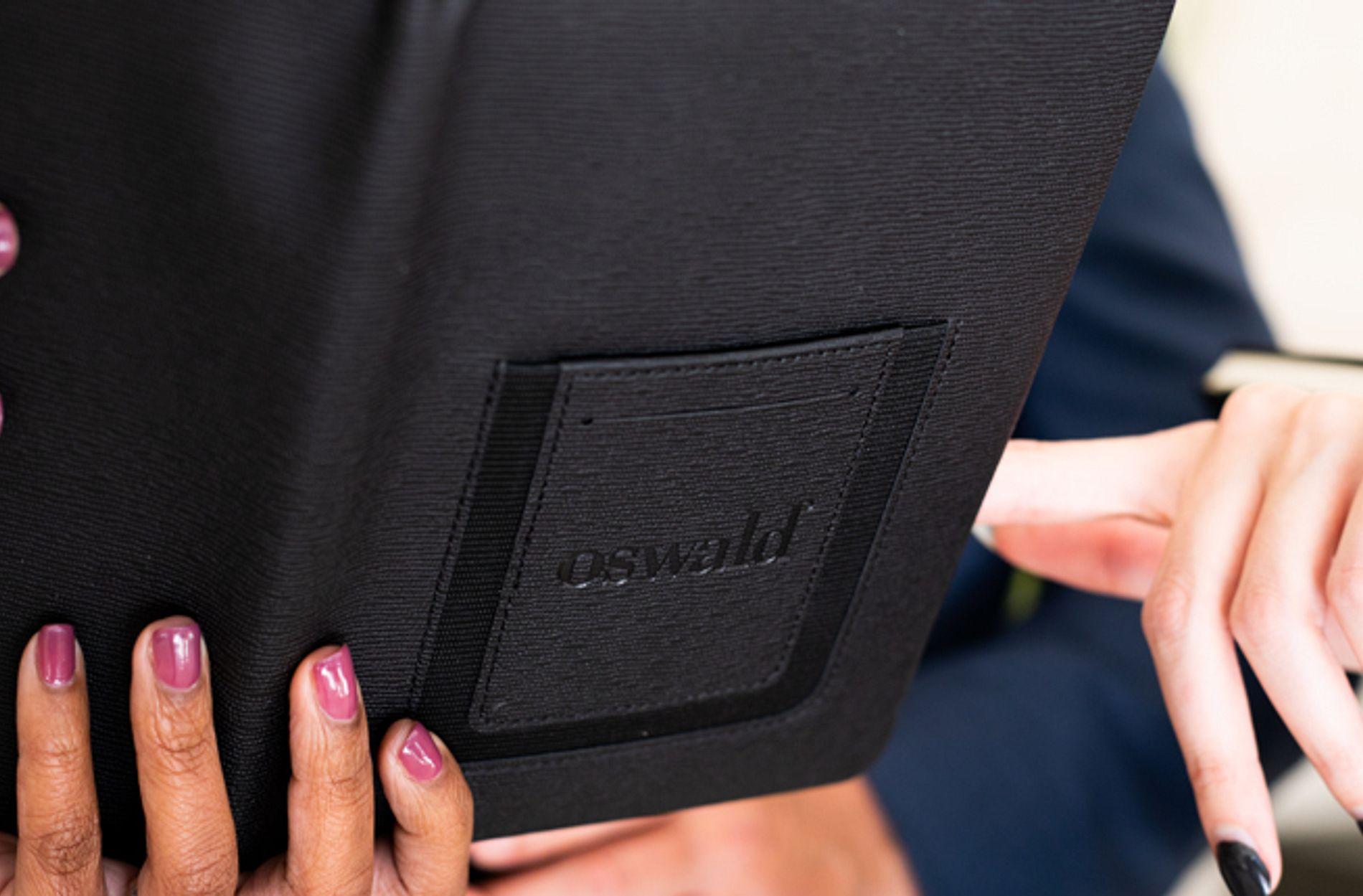 Oswald Companies Notebook