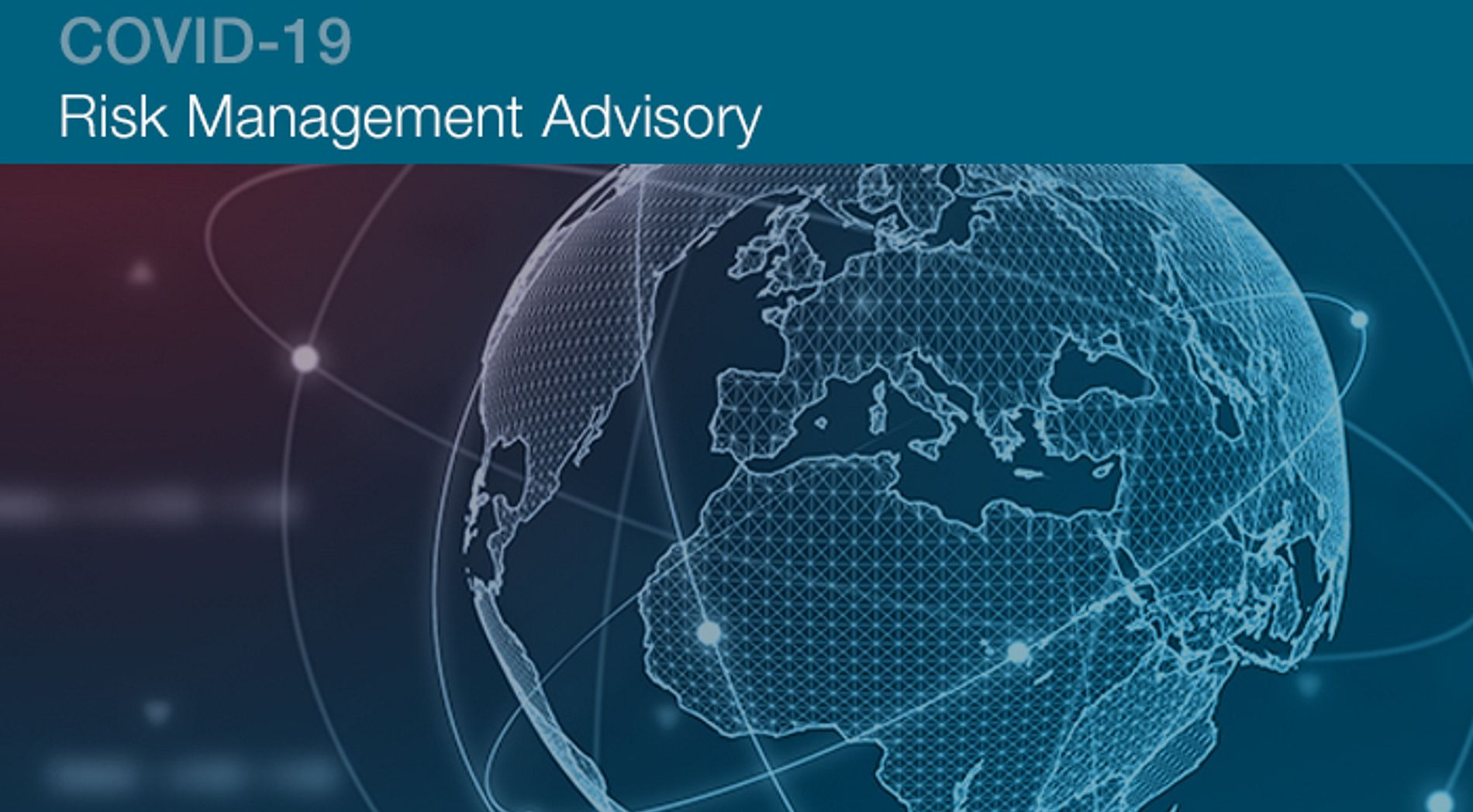Risk management advisory