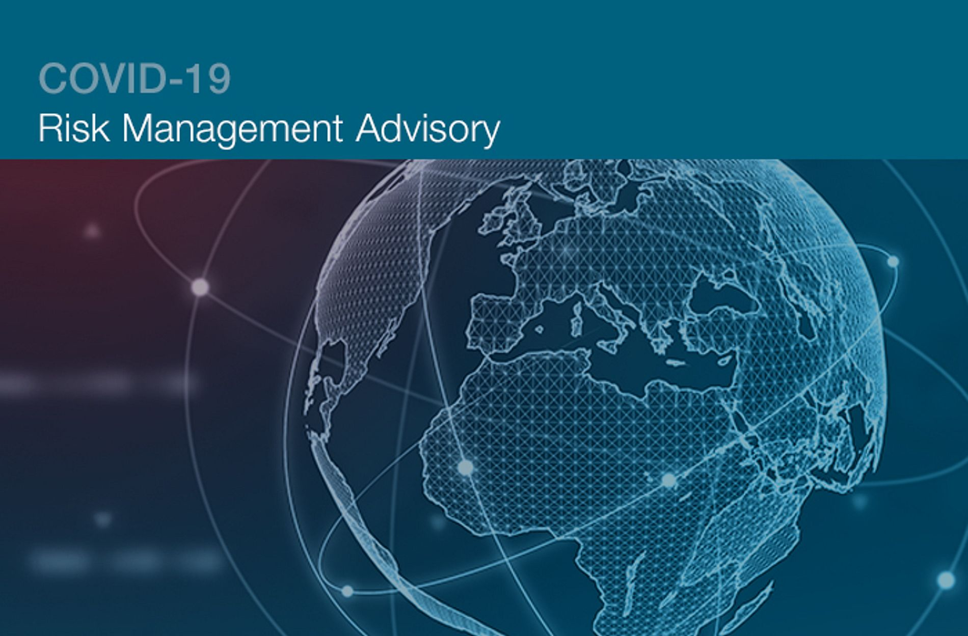 Risk management advisory