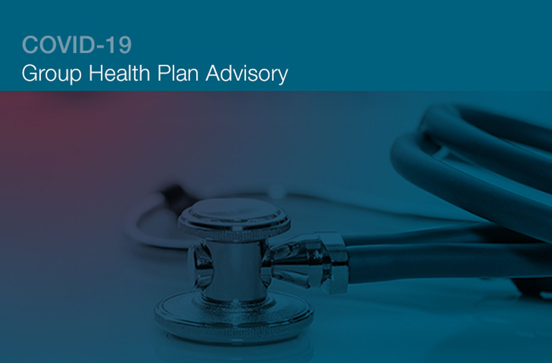 group health advisory