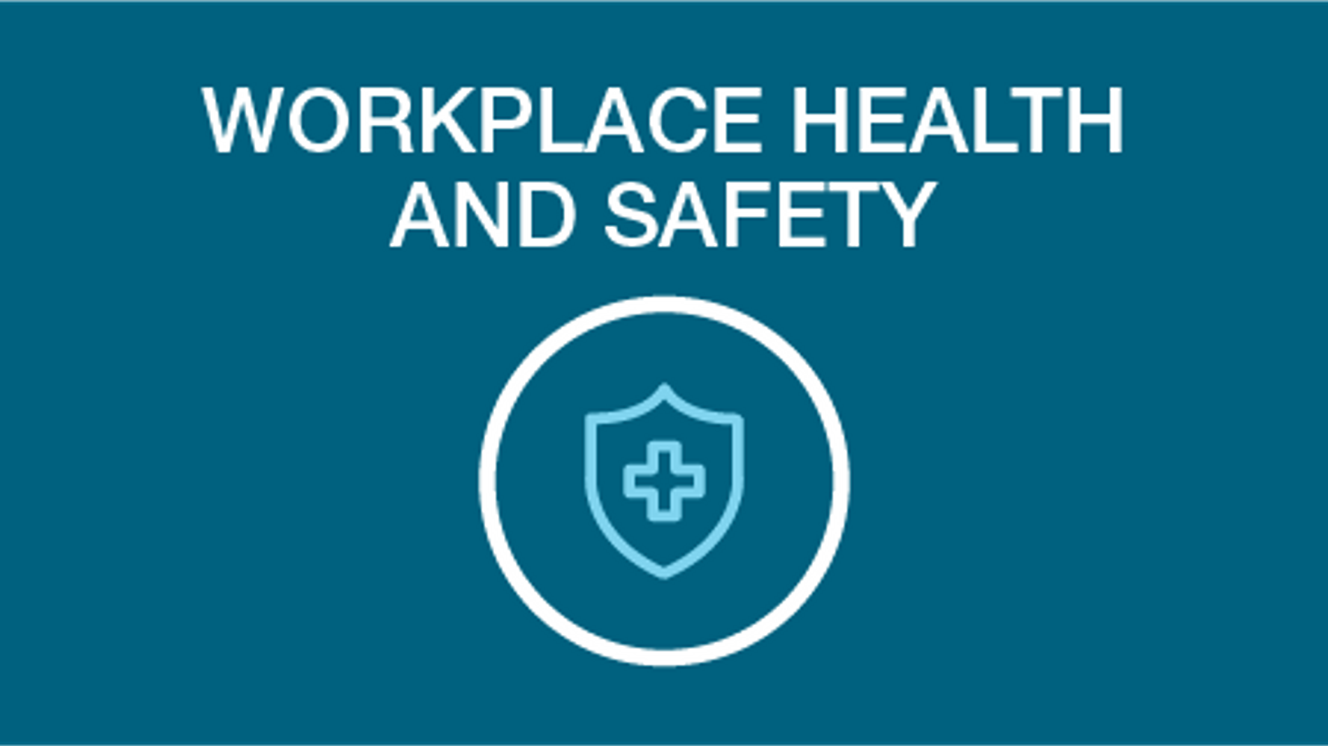 Workplace Health icon