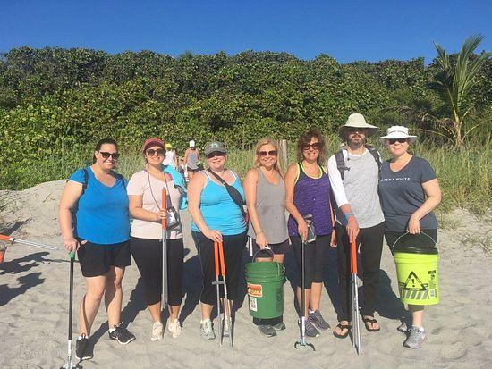 2018 Beach Cleanup