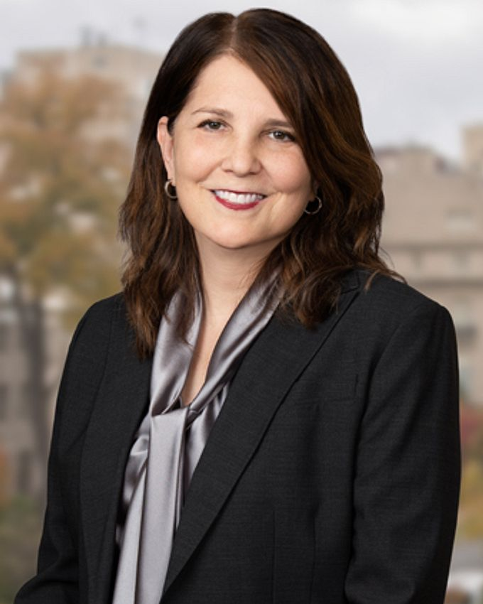 Sharon M. Goodman headshot