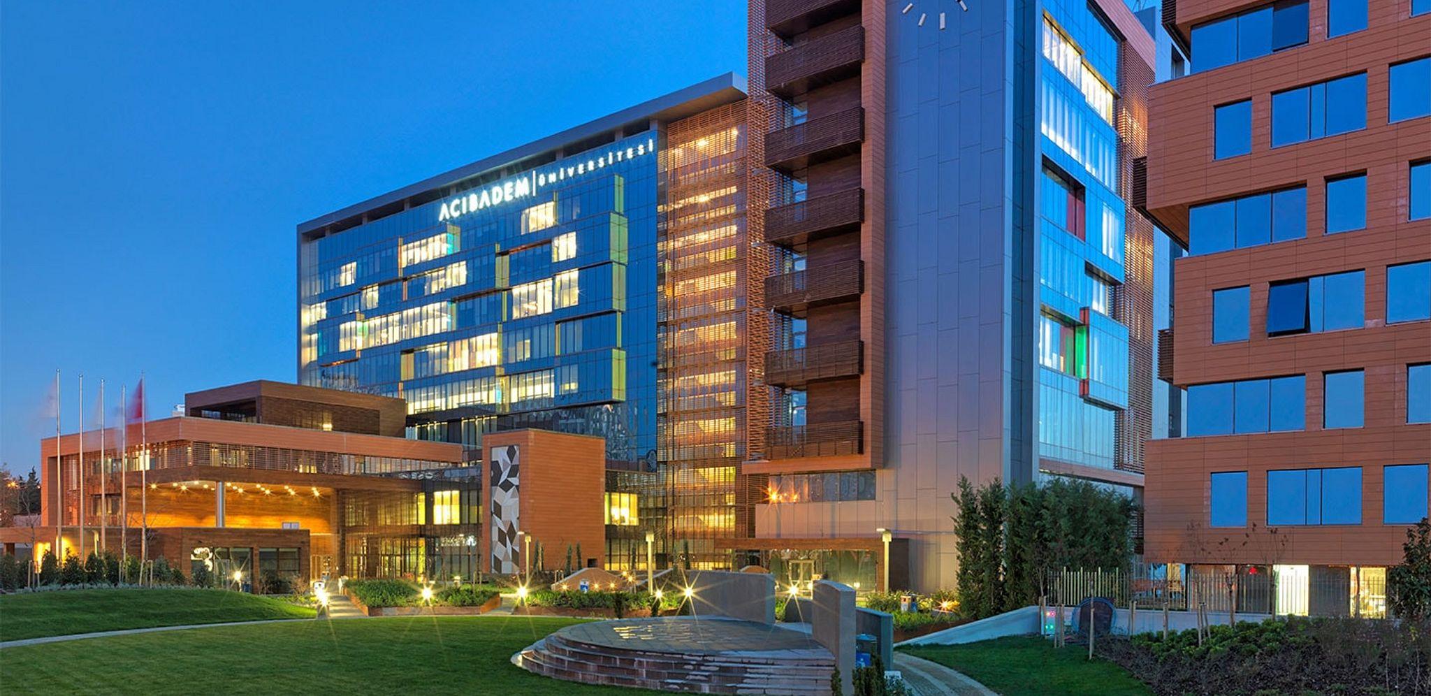 Acibadem University Large Header Image2