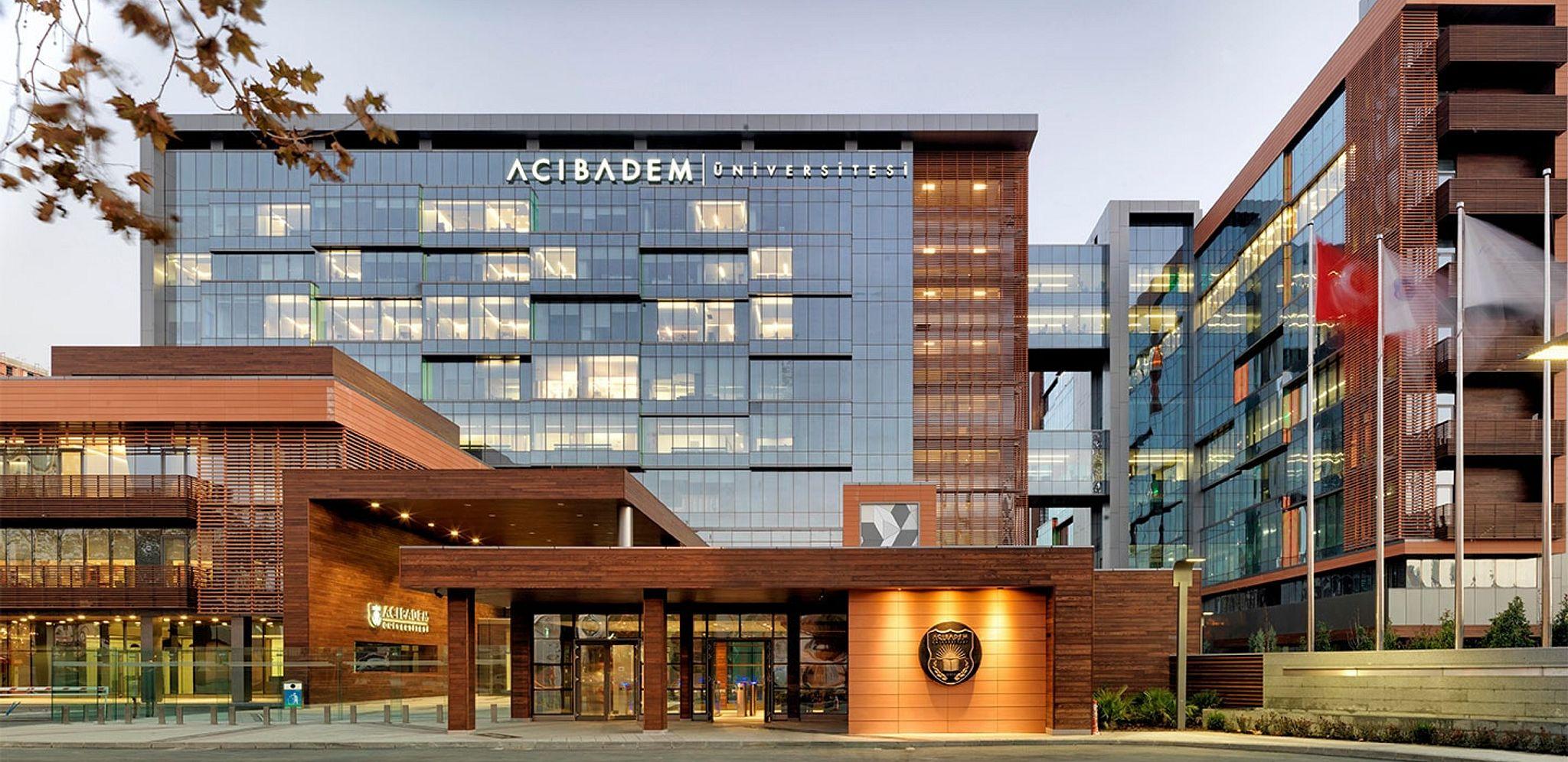Acibadem University Large Header Image3