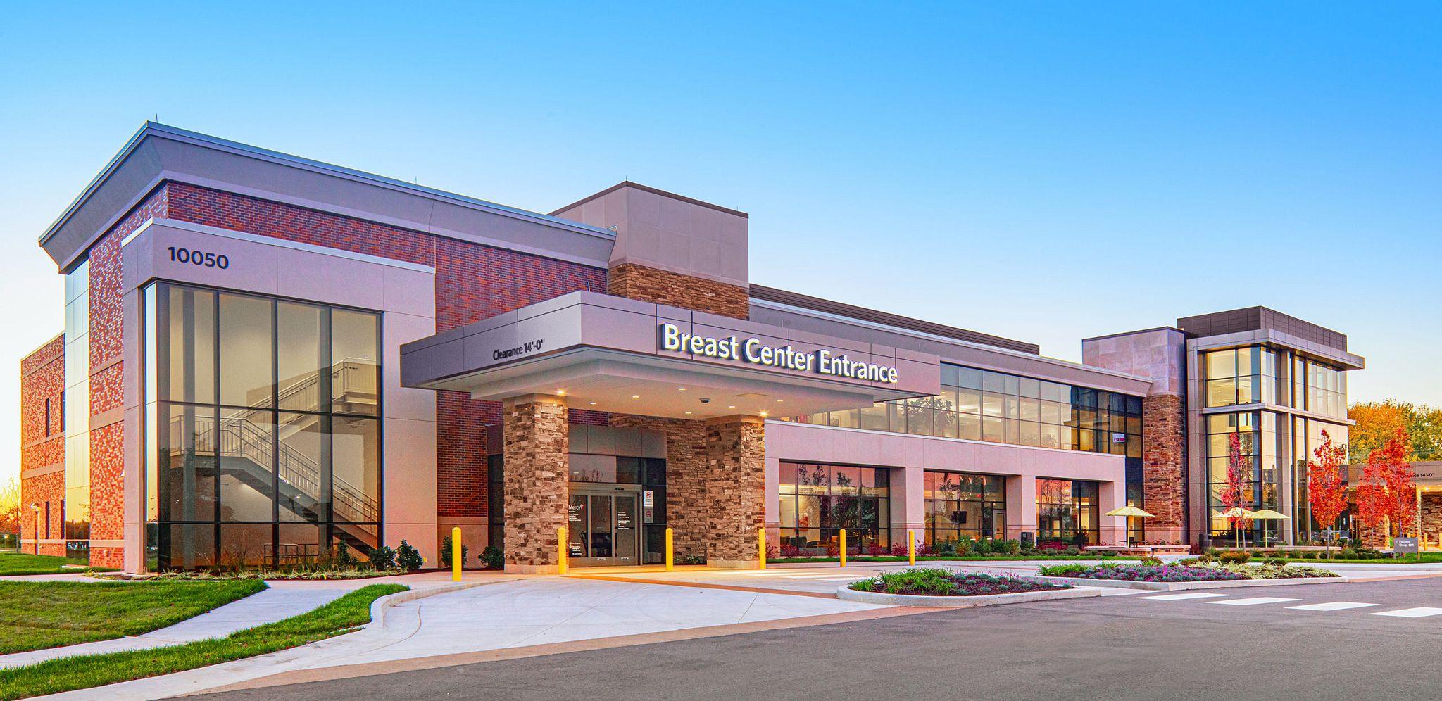 Mercy South Cancer Center11