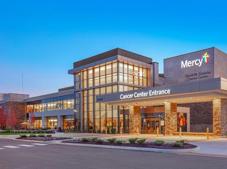 Mercy South Cancer Center12