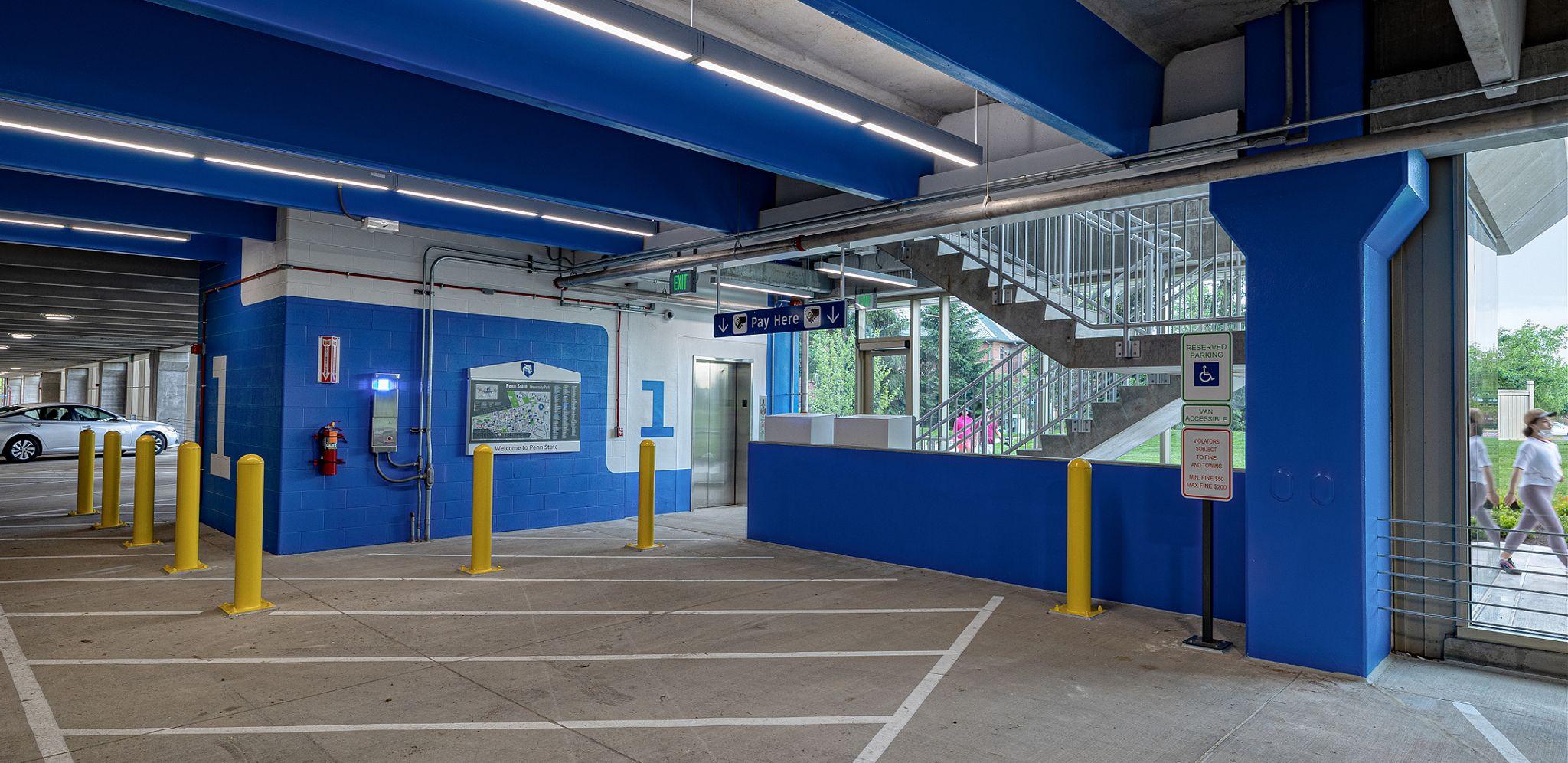 PSU West Garage WEB7