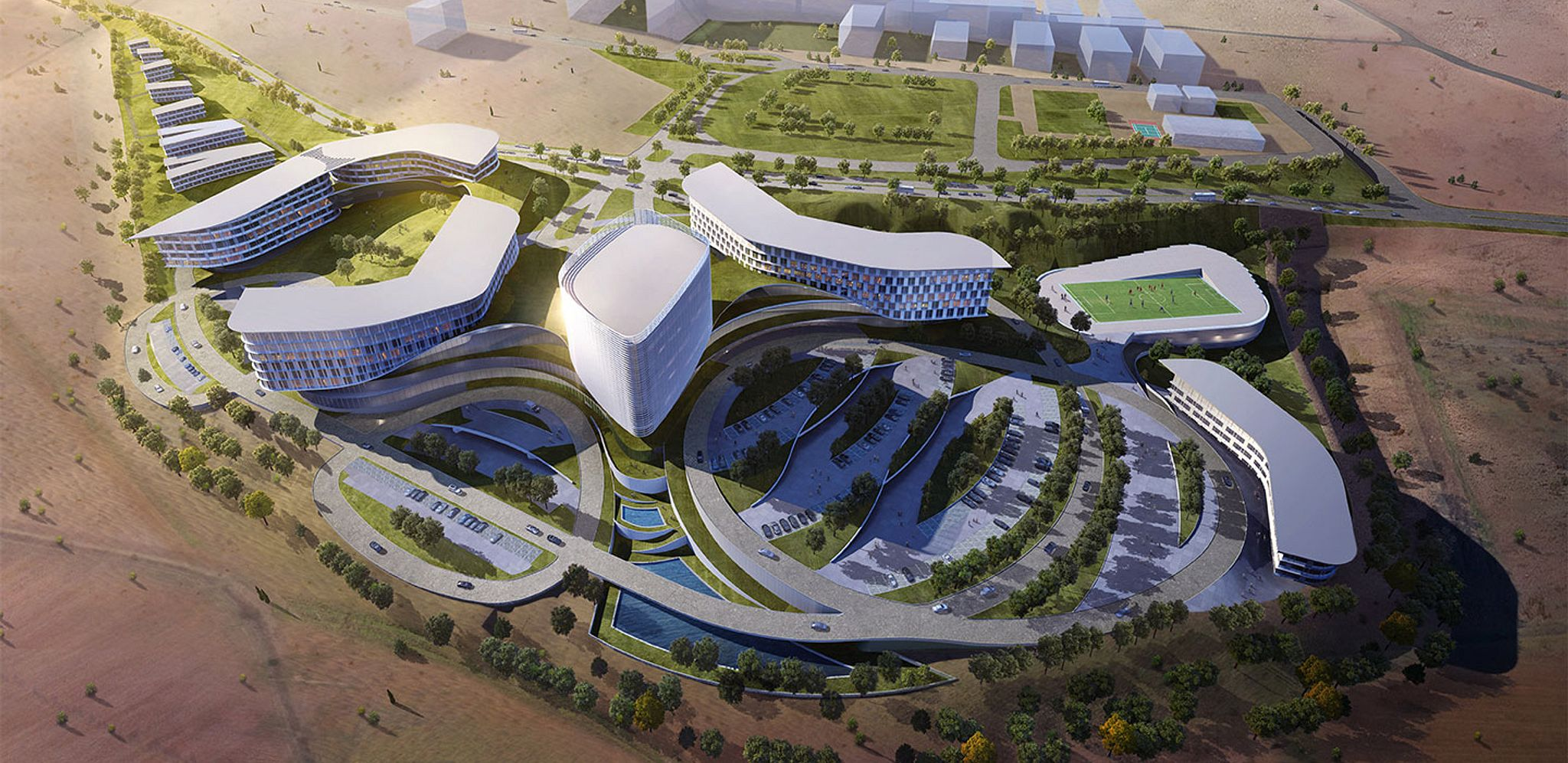Zirve University Large Header Image