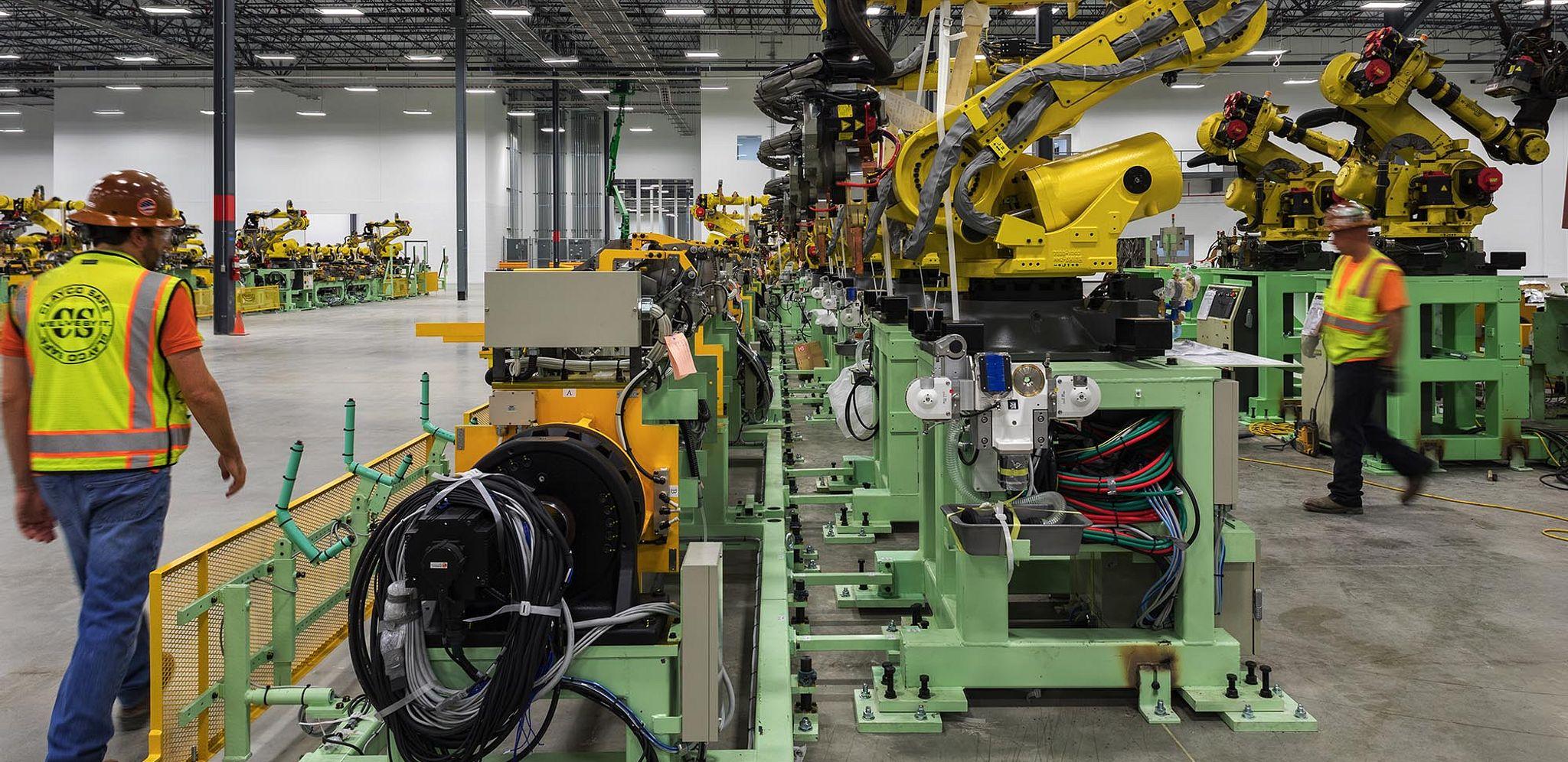 nissan LLC Manufacturing plant new 3