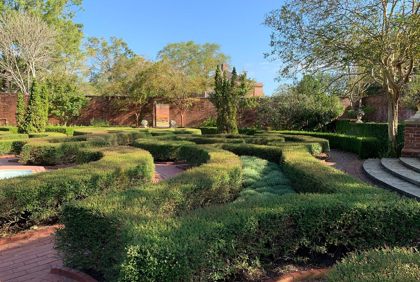 Latham Garden in the Fall