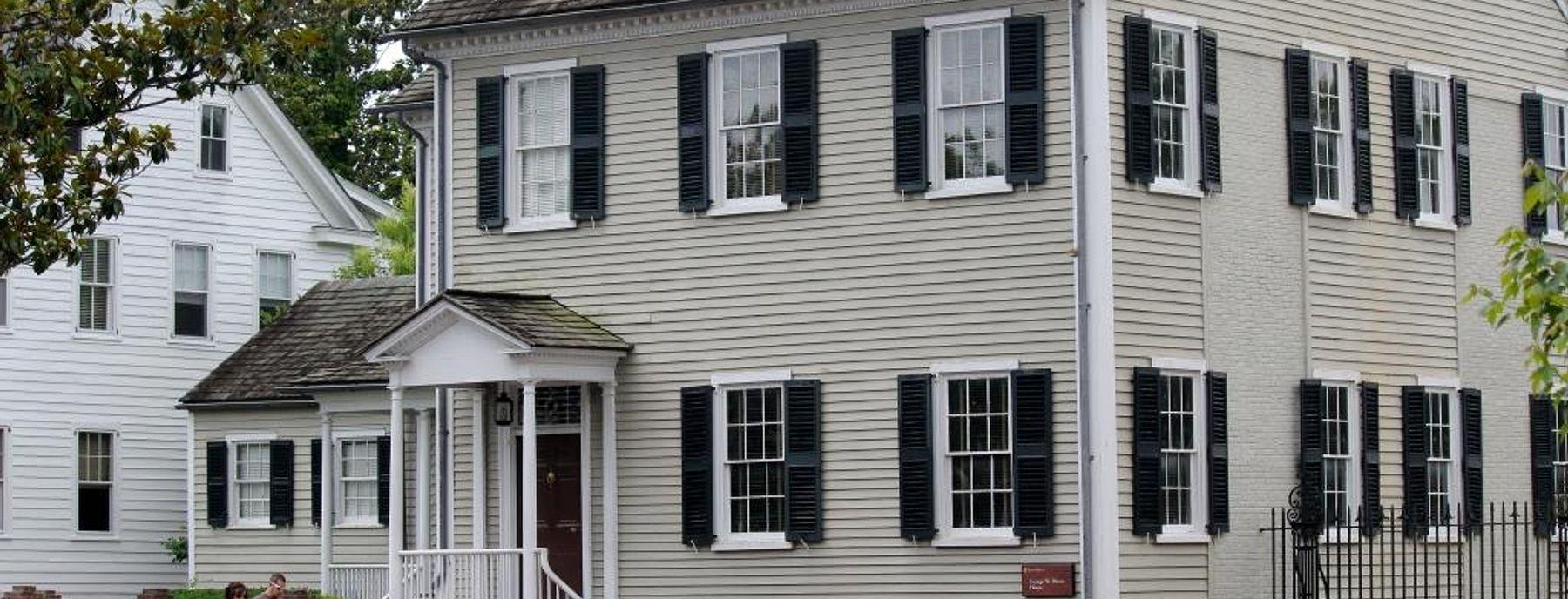 Dixon House off Pollock St.