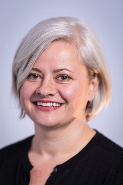 Agnieszka McCort, MA headshot