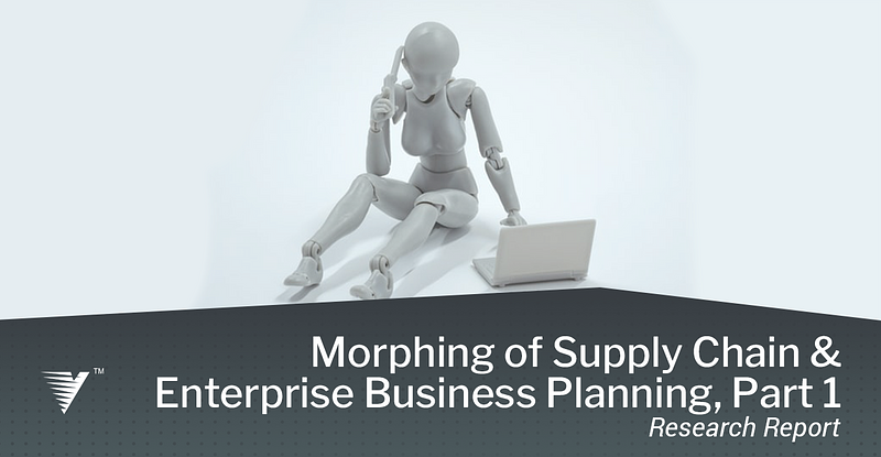 Morphing Integrated Business Planning