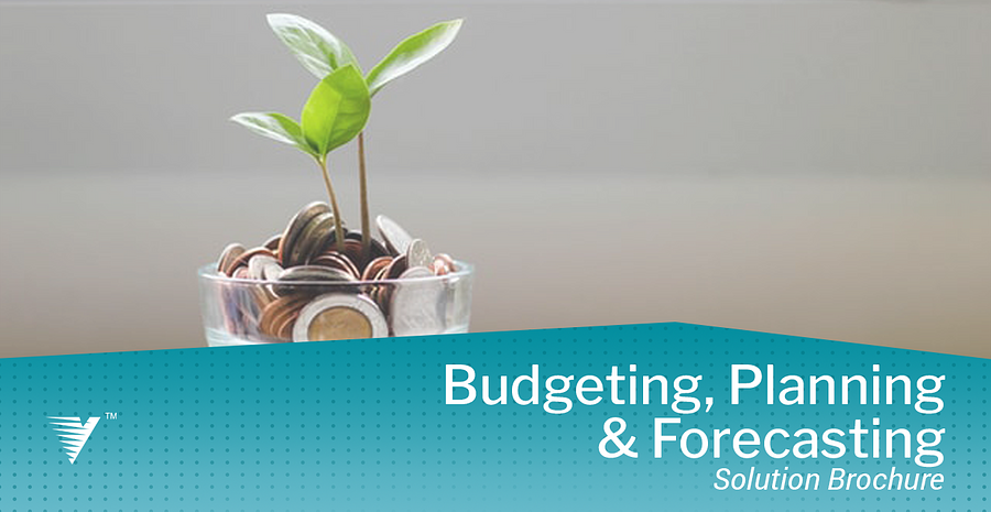 Budgeting Planning and Forecasting Software