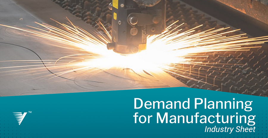 Manufacturing Demand Forecasting