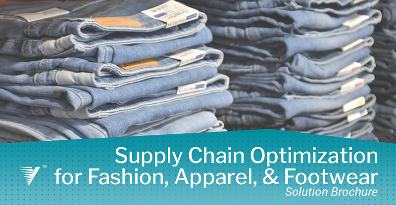 Fashion and Apparel Supply Chain Optimization