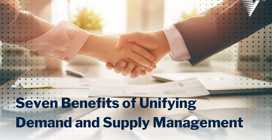Blog Seven Benefits of Unifying Demand and Supply Management